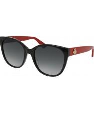 Gucci Женские солнцезащитные очки gg0097s 005