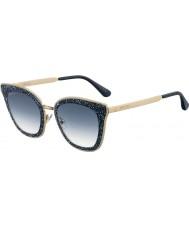 Jimmy Choo Женские lizzy s ky2 08 63 солнцезащитные очки