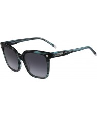 Calvin Klein Collection Дамы ck4323s полосатые зеленые очки