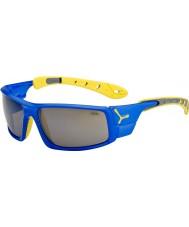 Cebe Лед 8000 электрический синий желтые очки