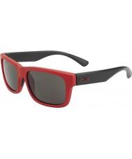 Bolle Daemon мл. матовый красный черный ТНС очки