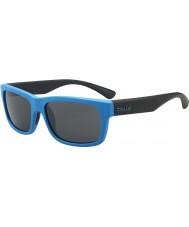 Bolle Daemon мл. матовый синий черный ТНС очки