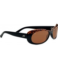 Serengeti 7747 белые черные солнцезащитные очки