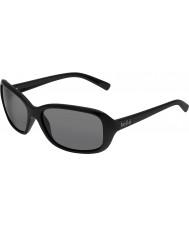 Bolle Молли блестящий черный ТНС солнцезащитные очки