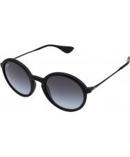 RayBan Rb4222 50 Youngster черная резина 622-8g очки
