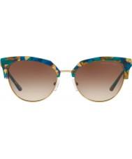 Michael Kors Дамы mk1033 54 334413 саванны солнцезащитные очки