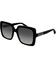 Gucci Женские солнцезащитные очки gg0418s 001 54