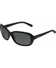 Bolle Молли блестящий черный поляризованный ТНС солнцезащитные очки