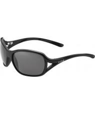 Bolle Зёльден блестящие черные очки поляризованные ТНС