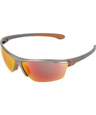 Cebe Cinetik большой серый металлик солнцезащитные очки