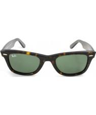 RayBan Rb2140 оригинальный wayfarer tortoiseshell - зеленый