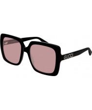 Gucci Женские солнцезащитные очки gg0418s 002 54