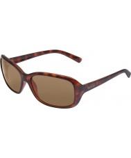 Bolle Молли темные черепаховый темные коричневые очки