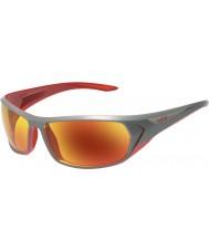 Bolle Blacktail блестящий антрацит красный огонь ТНС очки