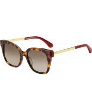 Kate Spade New York Дамы caelyn s 65t ha 52 солнцезащитные очки