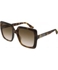 Gucci Женские солнцезащитные очки gg0418s 003 54