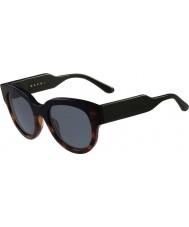 Marni Дамы me600s Гаваной и голубые очки