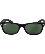 RayBan Rb2132 новый wayfarer черный - зеленый