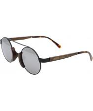 Swole Panda Морфеус коричневый поляризованные очки бамбука