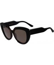 Marni Дамский me601s черные и Гаваной очки
