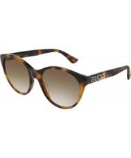 Gucci Женские солнцезащитные очки gg0419s 003 54