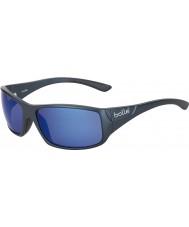 Bolle Kingsnake матовый синий поляризованные очки синие морские