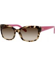 Kate Spade New York Дамы Йоханна-s RYP Y6 Havana розовые очки