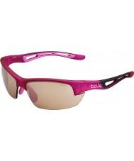 Bolle Болта розовый модулятор сек v3 гольф солнцезащитные очки