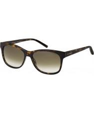 Tommy Hilfiger Th 1985 086 дб черепаховыми солнцезащитные очки