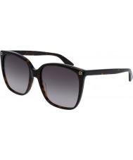 Gucci Дамский gg0022s 003 солнцезащитные очки