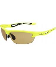 Bolle Болт неоновый желтый модулятор v3 гольф солнцезащитные очки