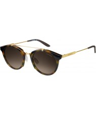 Carrera Мужские Каррера 126-ые SCN золотые очки ха-Havana