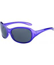Bolle Awena мл. (возраст 8-11) кристаллический фиолетовый ТНС солнцезащитные очки