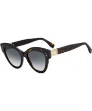 Fendi Дамы ff0266 s 86 9o 52 солнечные очки peekaboo