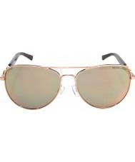 Michael Kors Mk1003 58 Fiji розового золота 1003r5 очки