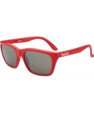 Bolle 527 ретро-коллекция блестящий красный камуфляжные ТНС пистолет солнцезащитные очки