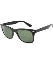 RayBan Rb4195 52 путник liteforce матовый черный 601s9a поляризованных солнцезащитных очков