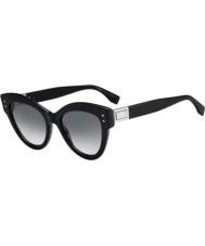 Fendi Дамы ff0266 s 807 9o 52 солнцезащитные очки peekaboo