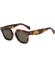 Celine Дамы кл 41077-s 05L 1е Havana солнцезащитные очки