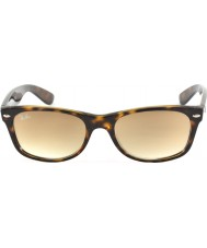 RayBan Rb2132 new wayfarer light tortoiseshell - коричневый градиент
