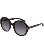 Gucci Дамский gg0023s 002 солнцезащитные очки