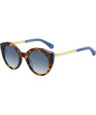 Kate Spade New York Дамы norina s ipr 08 50 солнцезащитные очки