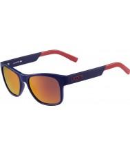 Lacoste L829s голубые очки