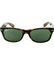 RayBan Rb2132 new wayfarer tortoiseshell - зеленый