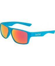 Bolle 12364 черные бленковые солнечные очки
