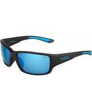 Bolle 12368 черные солнцезащитные очки для каймана