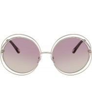 Chloe Дамы ce114s 702 58 солнцезащитные очки Carlina