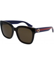 Gucci Дамский gg0034s 004 солнцезащитные очки