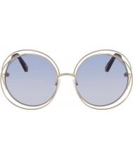 Chloe Дамы ce114s 706 58 солнцезащитные очки Carlina