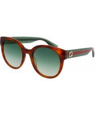 Gucci Дамский gg0035s 003 солнцезащитные очки
